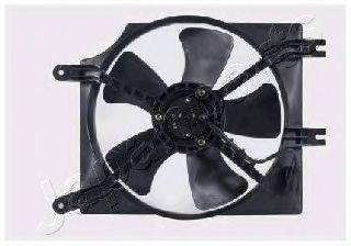 Вентилятор, охлаждение двигателя JAPANPARTS VNT312002