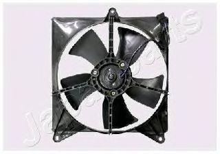 Вентилятор, охлаждение двигателя JAPANPARTS VNT312006