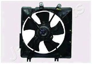 Вентилятор, охлаждение двигателя JAPANPARTS VNT331003