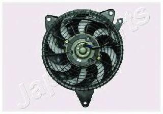 Вентилятор, охлаждение двигателя JAPANPARTS VNT332011