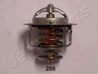 Термостат, охлаждающая жидкость JAPANPARTS VT206
