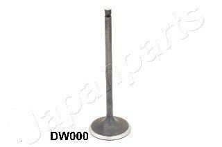 Впускной клапан JAPANPARTS VVDW000