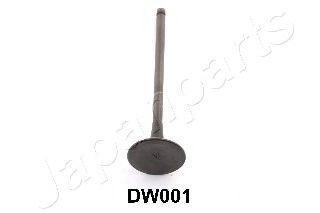 Выпускной клапан JAPANPARTS VVDW001