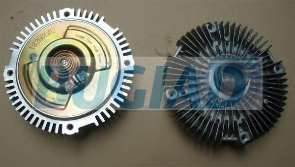 Сцепление, вентилятор радиатора BUGIAD BFC026