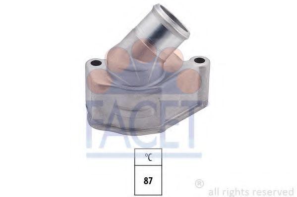 Термостат, охлаждающая жидкость FACET 78352