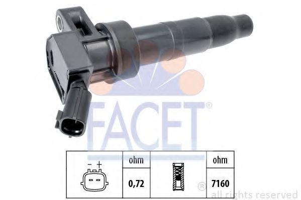 Катушка зажигания FACET 96456