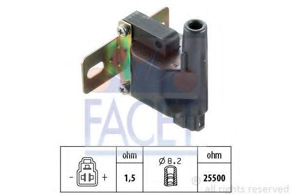 Катушка зажигания FACET 96249