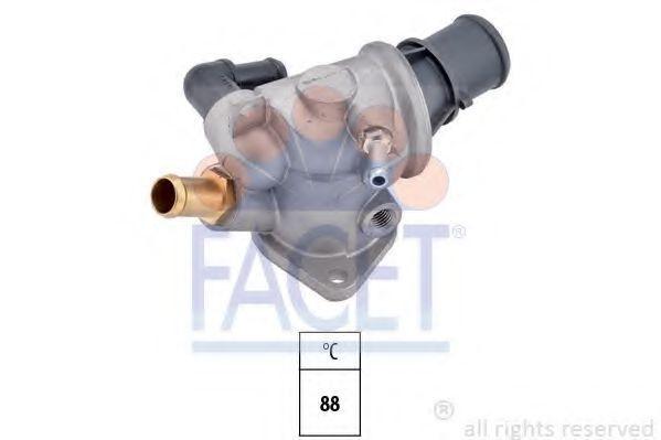 Термостат, охлаждающая жидкость FACET 78122