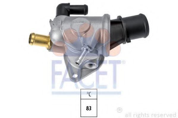 Термостат, охлаждающая жидкость FACET 78118