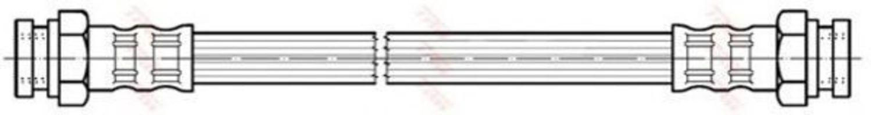 Шланг тормозной TRW PHA 256