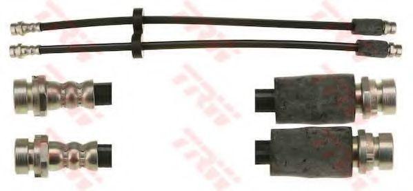 Шланг тормозной TRW PHA492