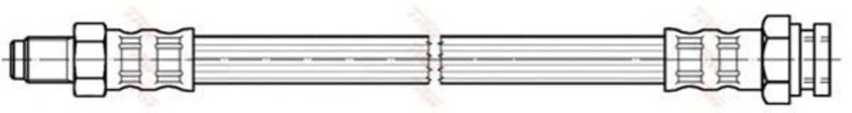Шланг тормозной TRW PHB 228
