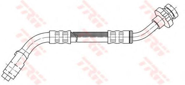 Шланг тормозной TRW PHC275