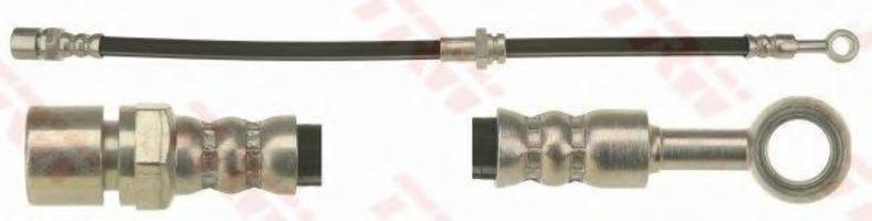 Тормозной шланг TRW PHD1017