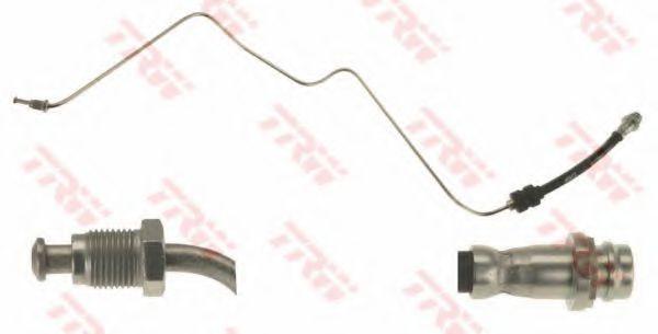Шланг тормозной TRW PHD1157