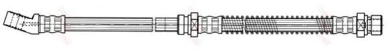 Тормозной шланг TRW PHD7025