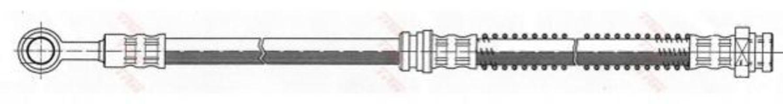 Тормозной шланг TRW PHD749