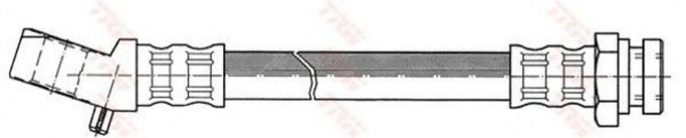 Тормозной шланг TRW PHD786