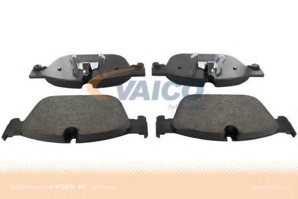 Комплект тормозных колодок, дисковый тормоз VAICO V220156