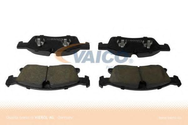 Комплект тормозных колодок, дисковый тормоз VAICO V302136
