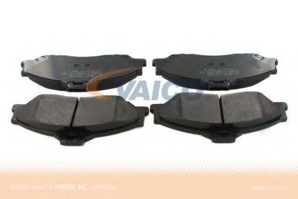 Комплект тормозных колодок, дисковый тормоз VAICO V320028