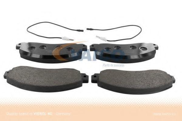 Комплект тормозных колодок, дисковый тормоз VAICO V460146