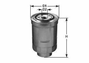 Фильтр топливный CLEAN FILTERS DN 287/A