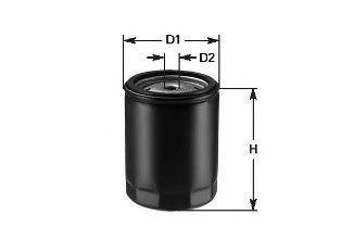 Фильтр масляный CLEAN FILTERS DO 854/A