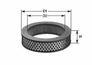 Воздушный фильтр CLEAN FILTERS MA309