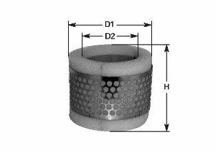 Воздушный фильтр CLEAN FILTERS MA624