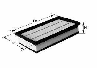 Фильтр воздушный CLEAN FILTERS MA1135