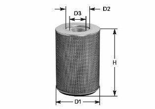 Воздушный фильтр CLEAN FILTERS MA1427