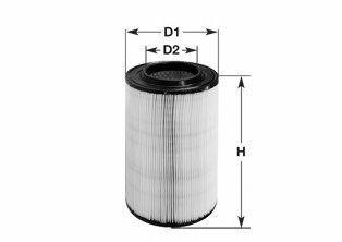 Фильтр воздушный CLEAN FILTERS MA3155