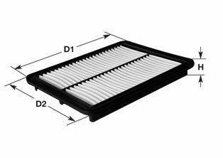 Воздушный фильтр CLEAN FILTERS MA3202