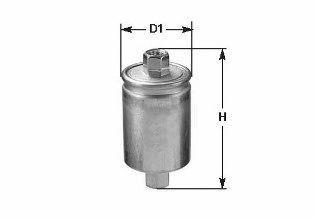 Фильтр топливный CLEAN FILTERS MBNA984
