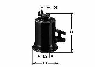 Фильтр топливный CLEAN FILTERS MBNA1506