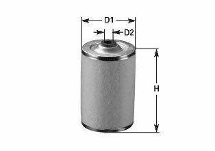 Фильтр топливный CLEAN FILTERS MG088