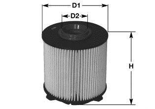 Фильтр топливный CLEAN FILTERS MG1662