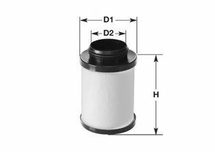 Фильтр топливный CLEAN FILTERS MG1677