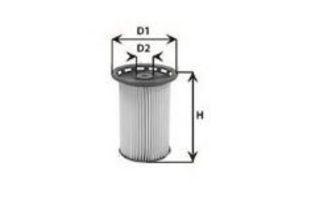 Фильтр топливный CLEAN FILTERS MG3615