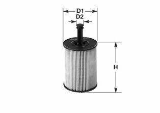 Фильтр масляный CLEAN FILTERS ML1704