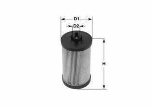 Фильтр масляный CLEAN FILTERS ML 1712