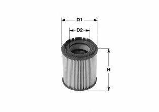 Фильтр масляный CLEAN FILTERS ML 1717