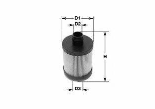 Фильтр масляный CLEAN FILTERS ML 4505