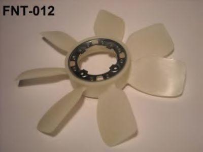 Крыльчатка вентилятора, охлаждение двигателя AISIN FNT012