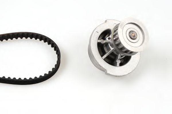 Водяной насос + комплект зубчатого ремня GK K980059A