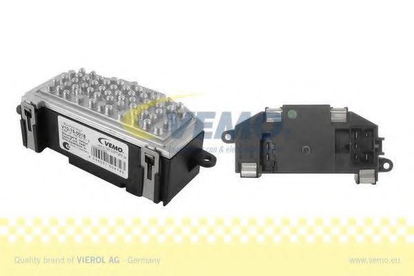 Регулятор вентилятора салона VEMO V10-79-0018