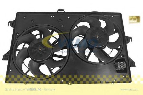 Вентилятор, охлаждение двигателя VEMO V25011542