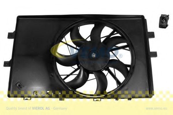 Вентилятор радиатора кондиционера VEMO V30010008