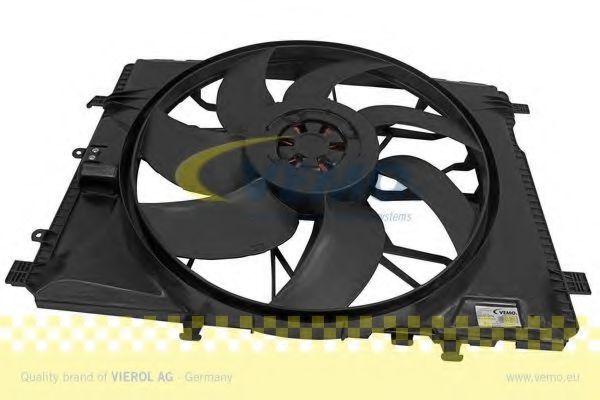 Вентилятор охлаждения двигателя VEMO V30010014
